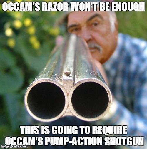 Image 4 Occam's Shotgun
