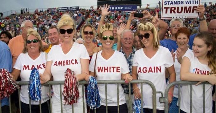 Racist photoshop