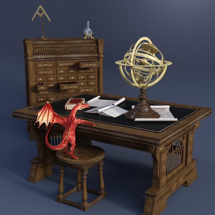 dragons-2531215_1920