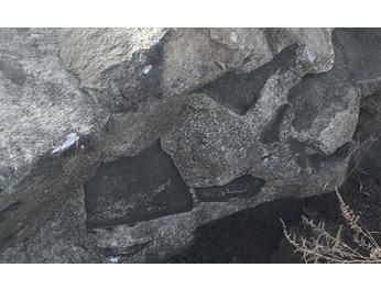 volcanic breccias